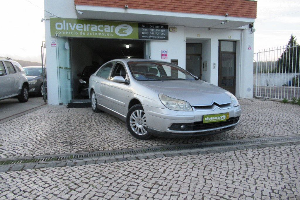 CITROËN C5 1.6 HDI 110 CV EXCLUSIVO